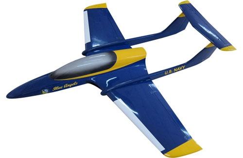 Xcalibur Sport Jet Blue Angels