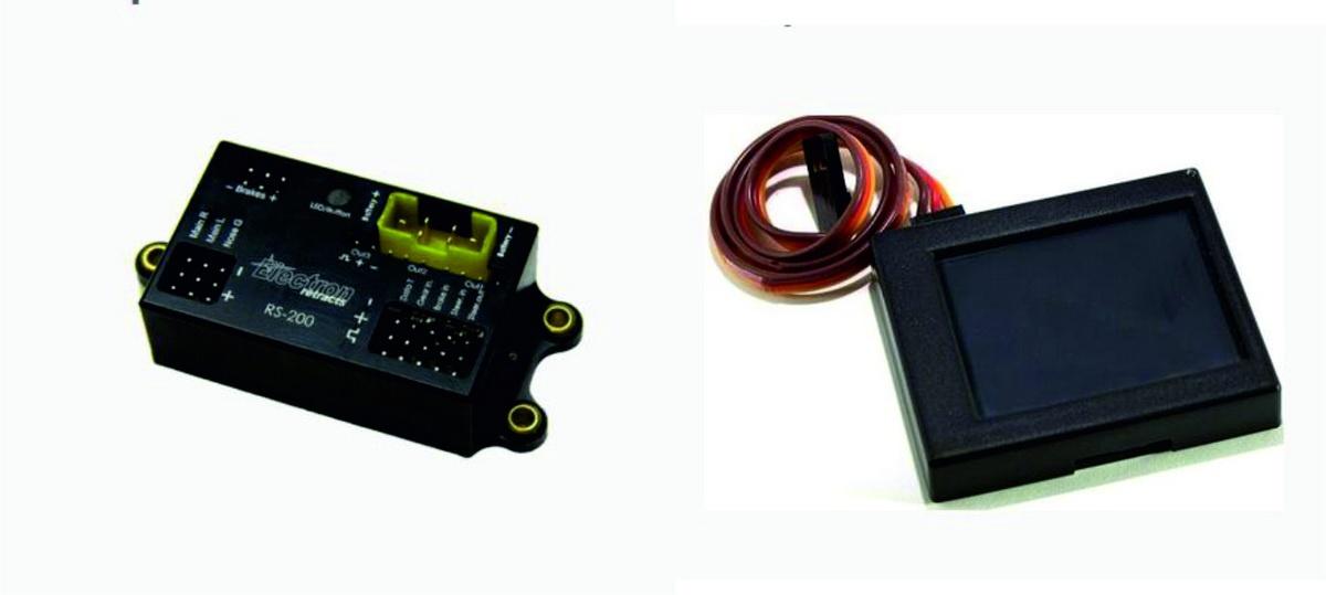 Aufpreis für Elektronik RS 200 plus