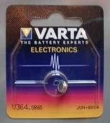 Knopfzelle  Uhrenbatterie 364-1.55V BL