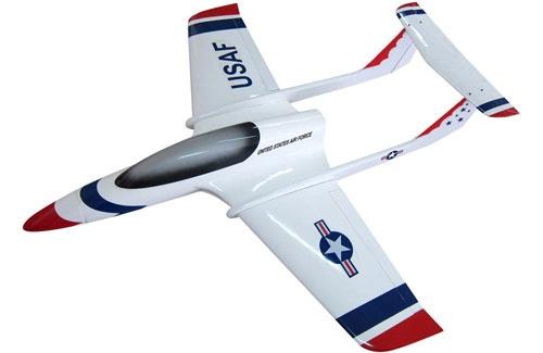 Xcalibur Sport Jet Thunderbirds